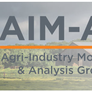 Agri-Industry Modeling and Analysis Group